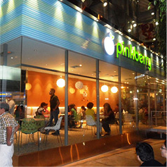 How Pinkberry Creates Ease of Ownership for Our Franchisees
