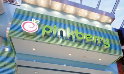 Pinkberry shop exterior